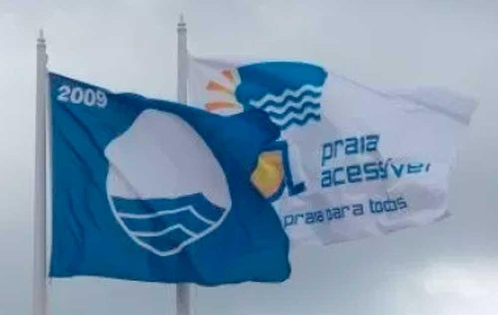 Programa Internacional Bandeira Azul para praias tem exigências deacessibilidade