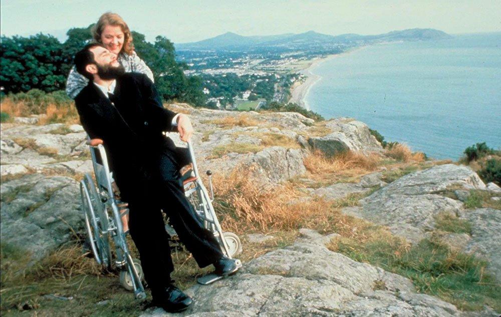 Meu Pé Esquerdo é o filme baseado na autobiografia de Christy Brown