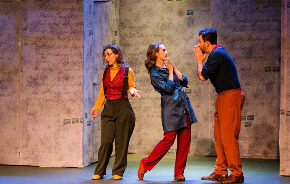 Grupo Matula Teatro apresenta espetáculo 'Um Conto Infinito' com acessibilidade