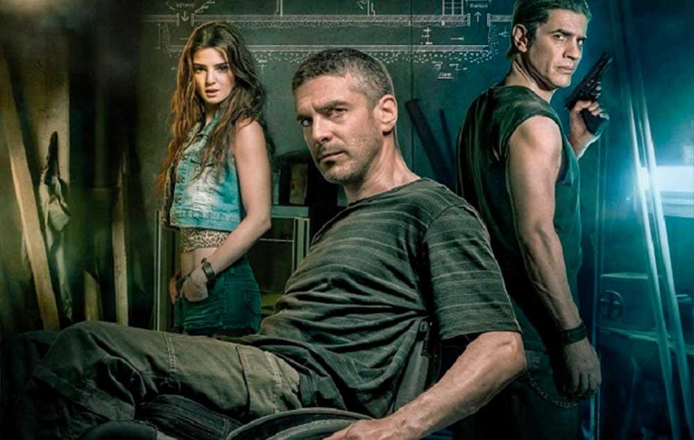 Leonardo Sbaraglia interpreta um cadeirante no thriller 'No fim do túnel', do argentino Rodrigo Grande