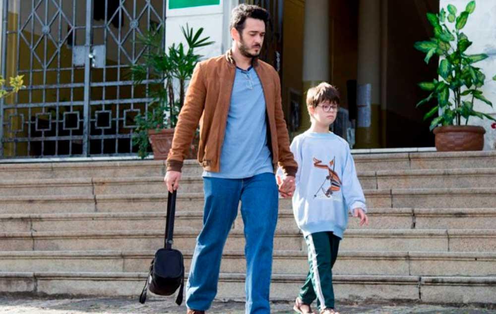 Marcos Veras faz o pai de um menino com Down em 'O filho eterno'