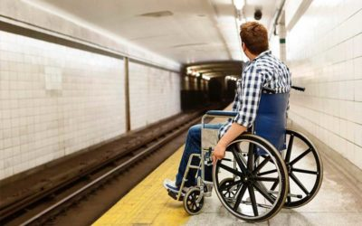 Hail, no! Disabled New Yorkers in dire need of accessible taxis and other public transportation