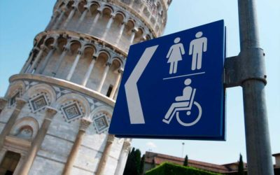 Accessibility is a necessity for physically disabled travelers