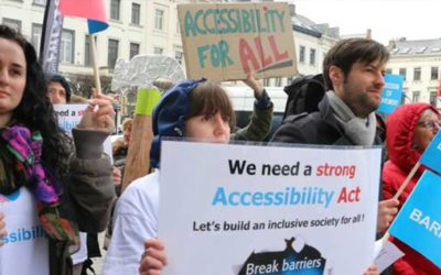 Accessibility Act: Business over people?