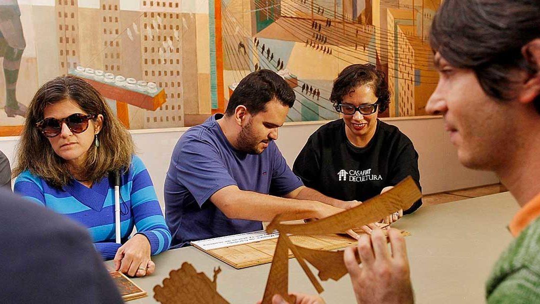 Casa Fiat de Cultura lança peças multissensoriais de Portinari durante a 15ª Semana de Museus
