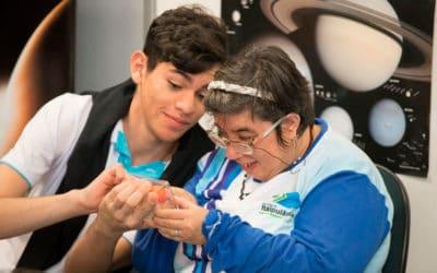 Polo Astronômico mais inclusivo. Parque Tecnológico Itaipu busca adequação.