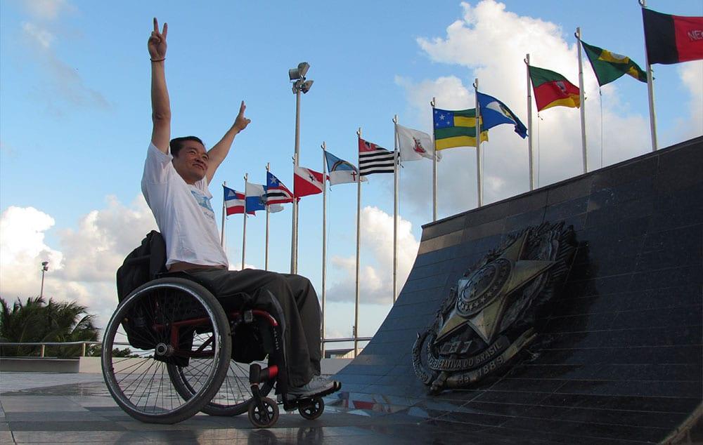 Memorial à Republica em Maceió, Alagoas. Pela luta de um Brasil mais acessível.