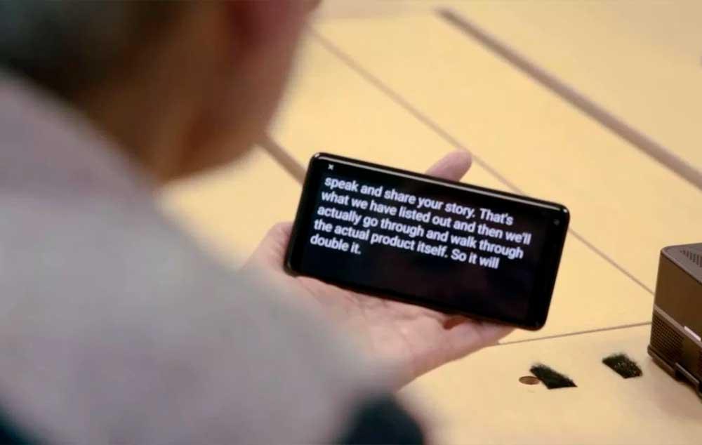 Google lança apps de acessibilidade para deficientes auditivos