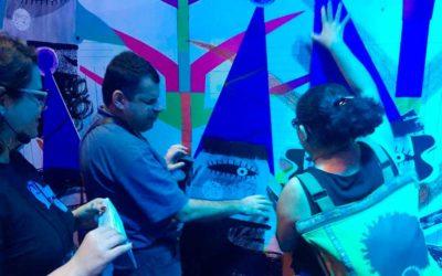 Acessibilidade na Bienal do Livro Rio. Inclusão de pessoas com deficiência no universo literário.