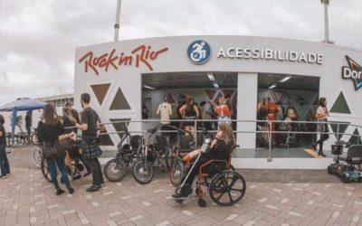 Rock in Rio para todos. A acessibilidade num dos maiores eventos de música do mundo.