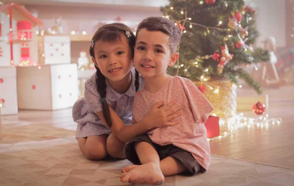 Natal sem preconceitos. Campanha da Canon foca na pureza das crianças.