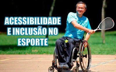 Live Acessibilidade e Inclusão no Esporte