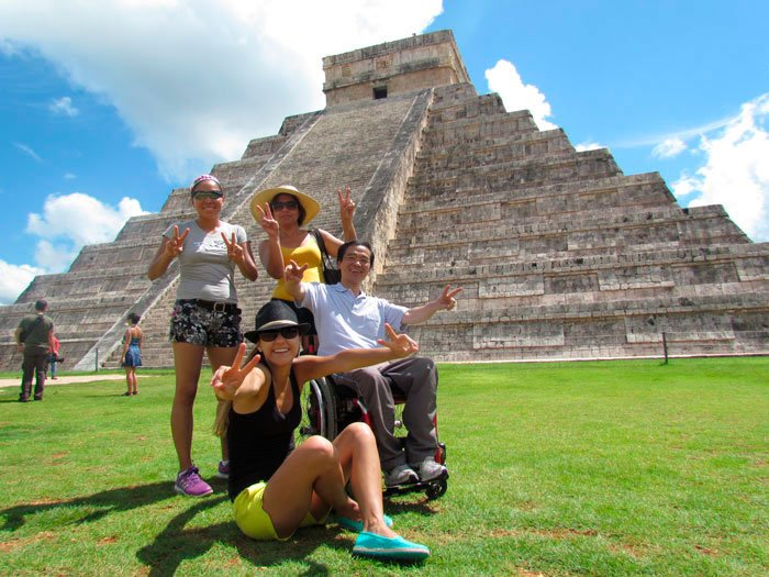 Hospitality in Accessible Tourism: Service beyond physical structure