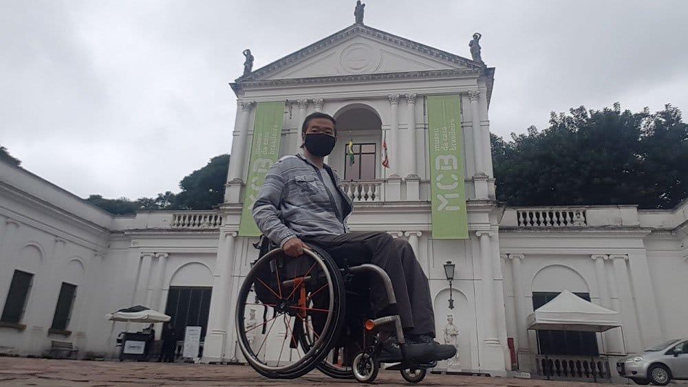 Turismo acessível em parceria. MTur e MMFDH juntos pelos turistas com deficiência.
