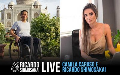 Live com CAMILA CARUSO