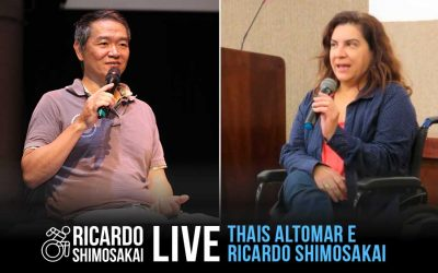 Live com THAIS ALTOMAR