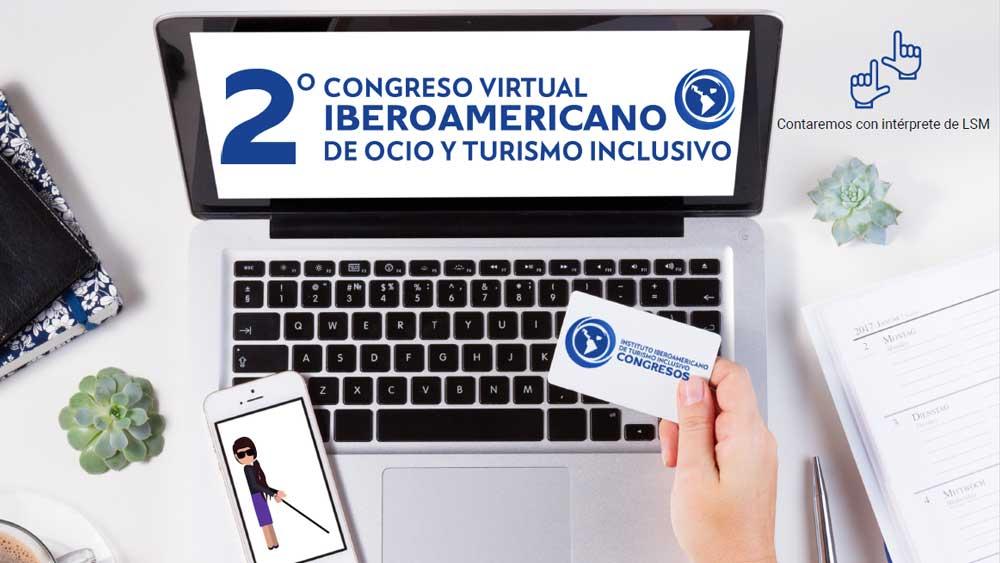 2o Congreso Virtual Iberoamericano de Ocio y Turismo Inclusivo