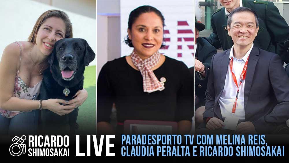 Live com PARADESPORTO TV