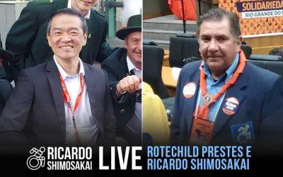 Live com ROTECHILD PRESTES