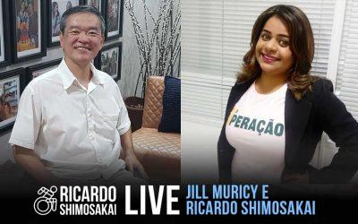 Live com JILL MURICY