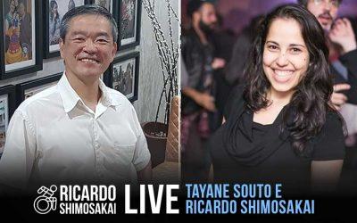 Live com TAYANE SOUTO