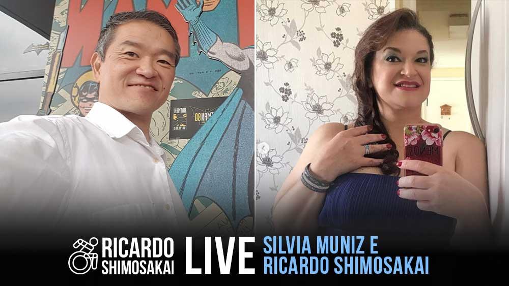 Live com SILVIA MUNIZ